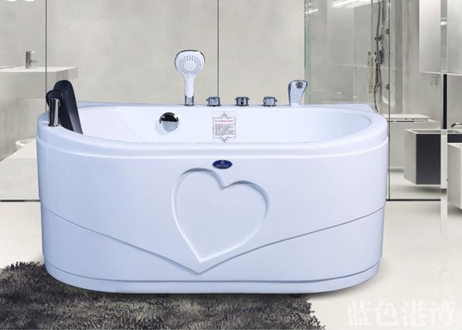 重庆按摩浴缸 9003