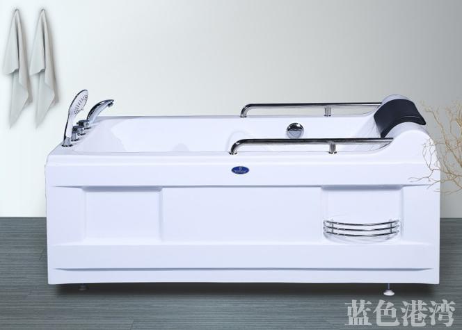 重庆长方形浴缸9008