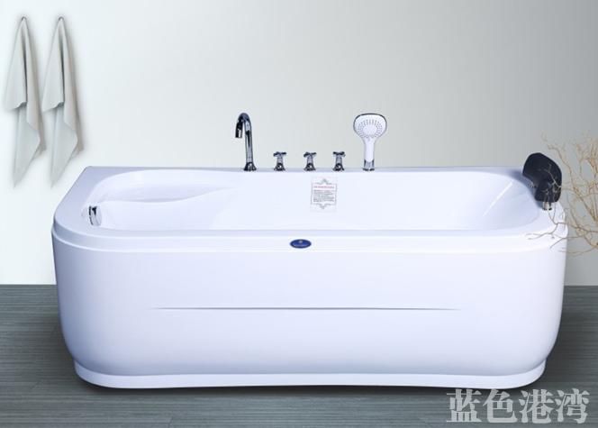 重庆单人浴缸9907