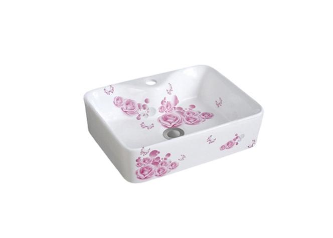 水晶玫瑰 302A 重庆洗手盆