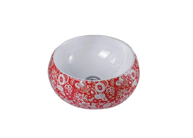 红纹 3014 重庆艺术盆批发市场