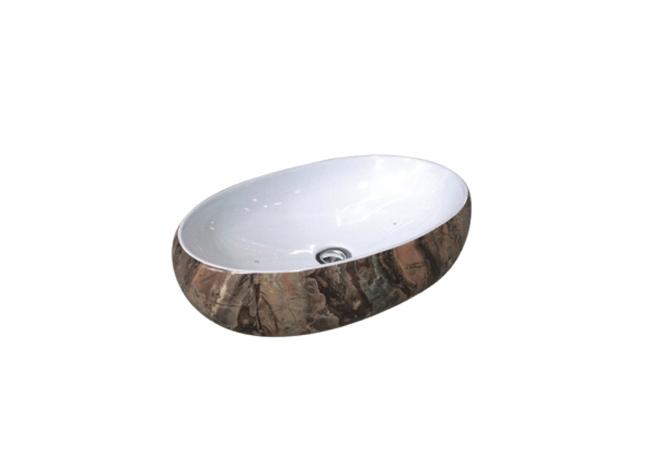 石纹 3001 重庆艺术盆批发厂家