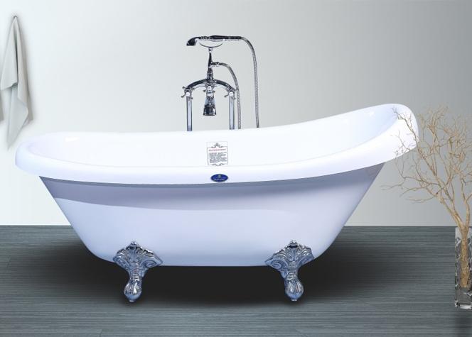 重庆椭圆形浴缸 9910
