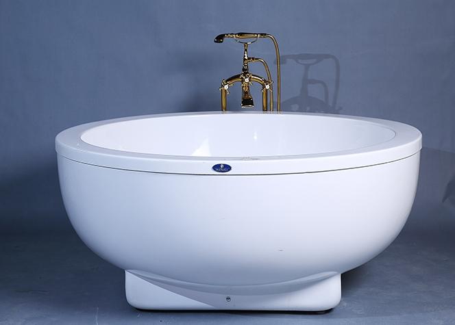 重庆圆形浴缸9964