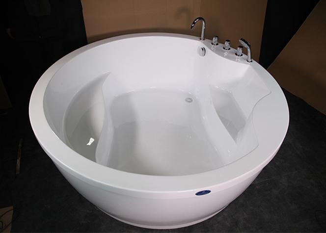 重庆圆形浴缸9966